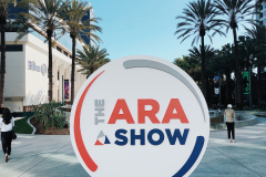 The ARA Show in Anaheim, CA