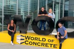 2021 World of Concrete