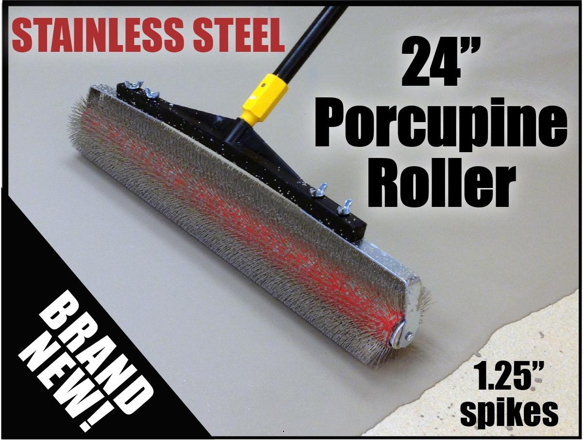 Porcupine Roller