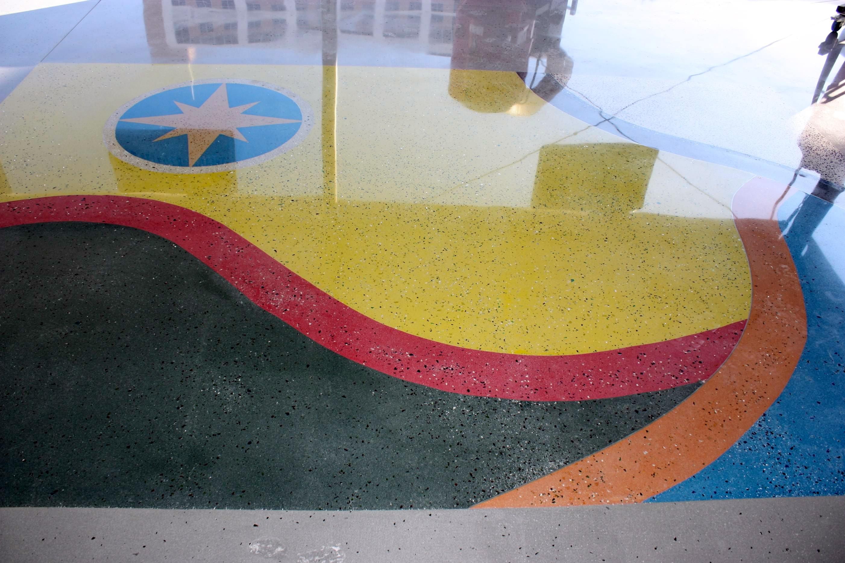 Finished WOC Concrete Flooring