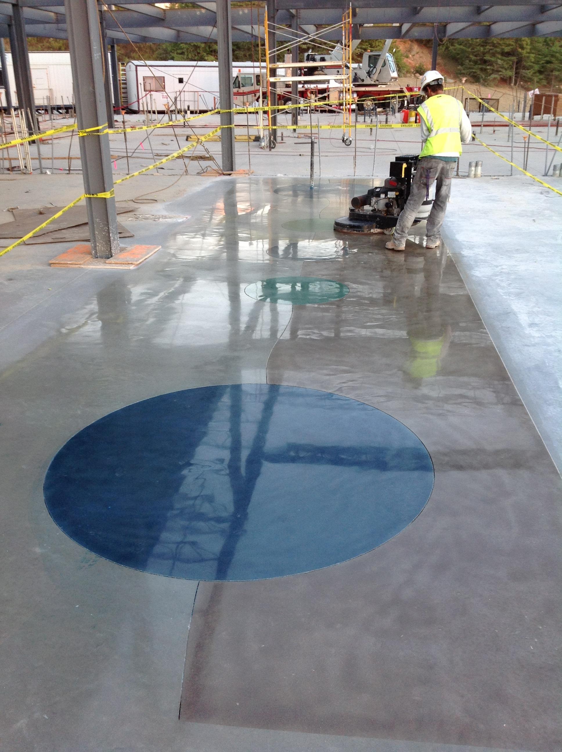 Cuviello Concrete - Howard County Middle School