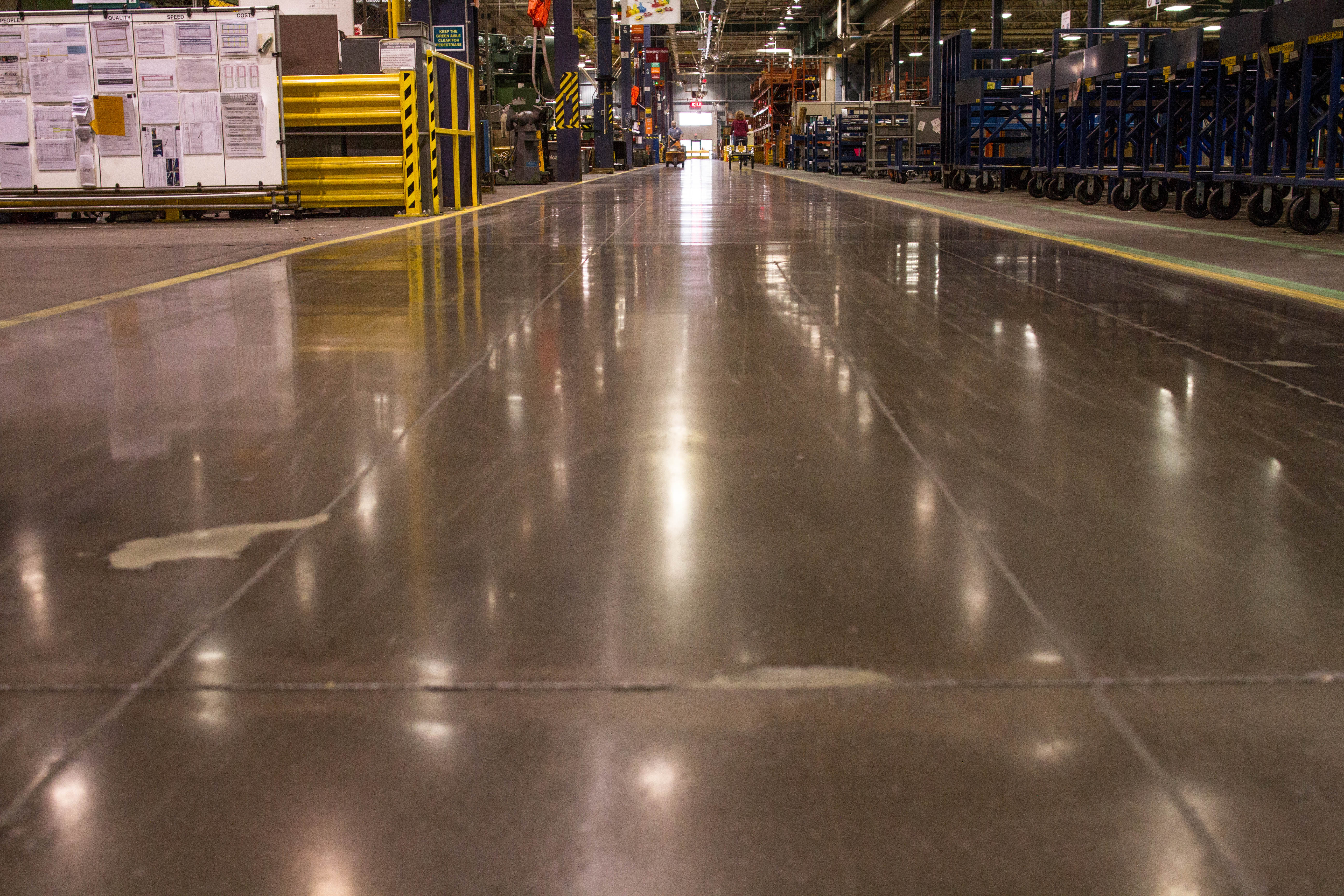 Final Outcome - Kent Companies Manufacturing Facility