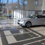Car Dealership's Concrete Floors