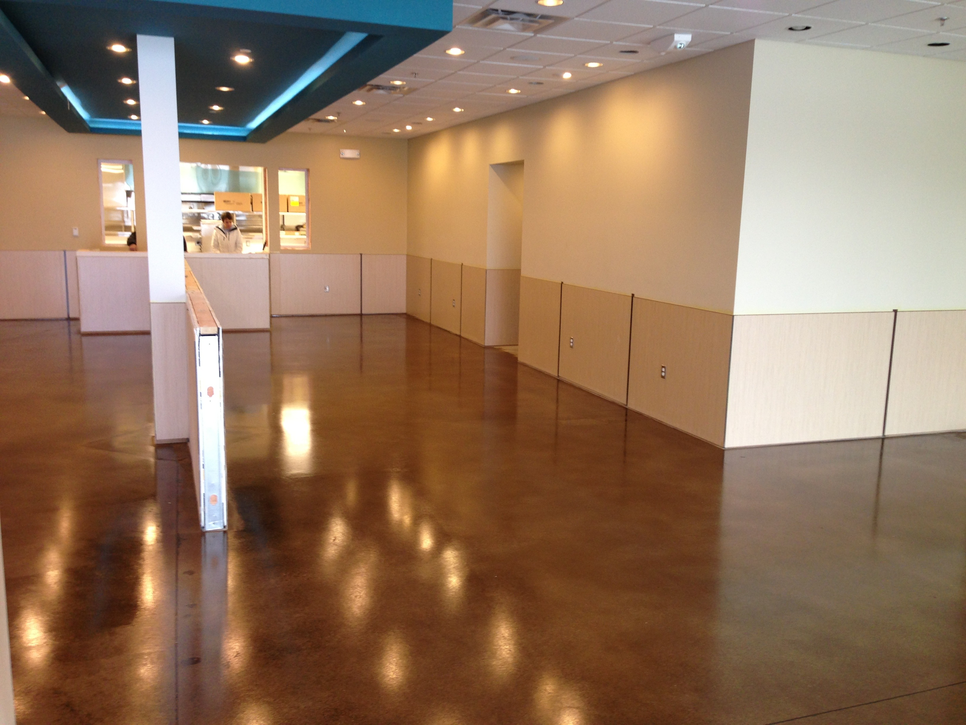 Browning Chapman Polished Floor