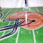 WOC 2014 - Broncos helmet