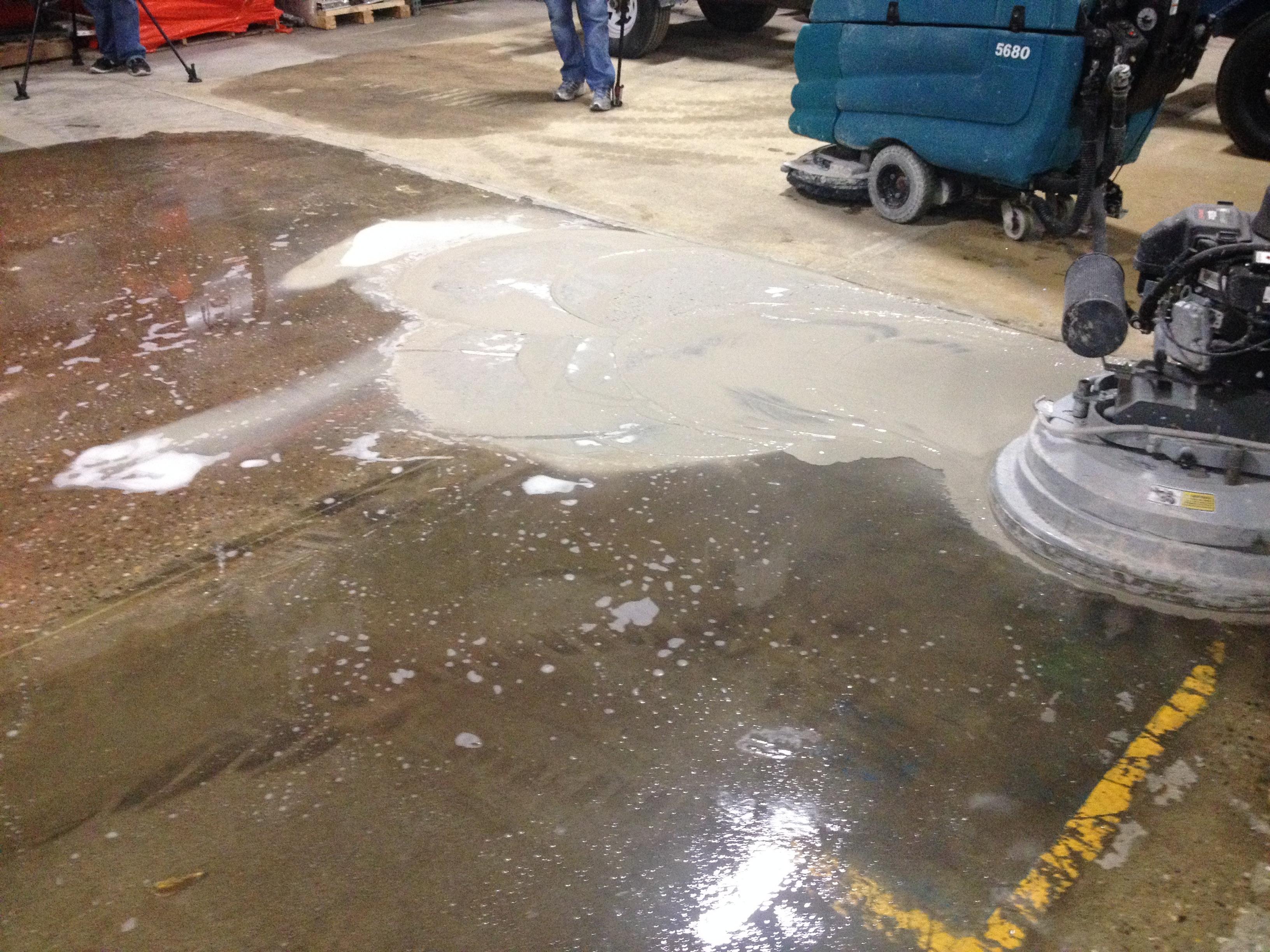 CRMX Concrete Polishing System