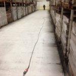 AMC freezer aisle post prep grind