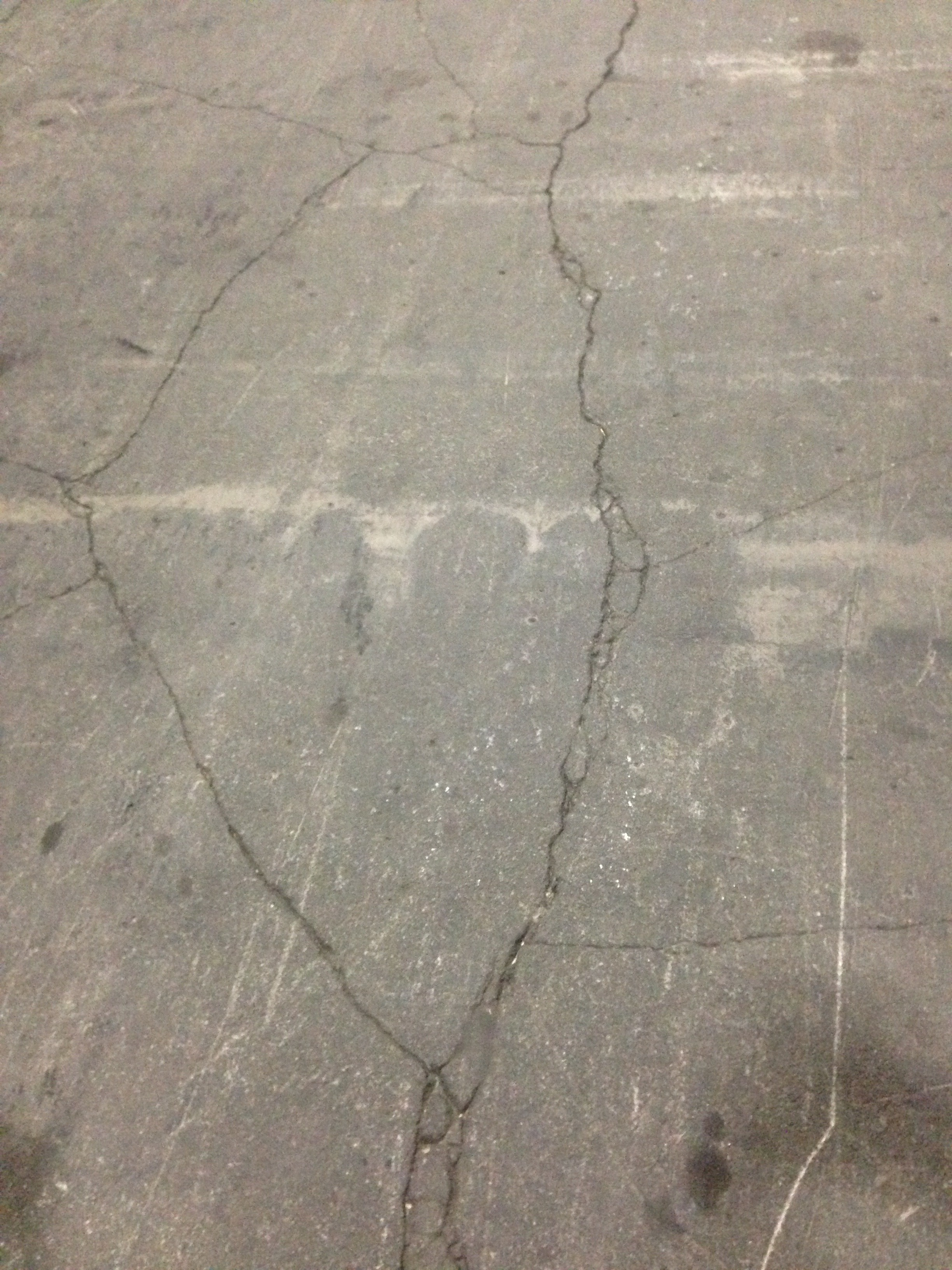 Freezer Cracks