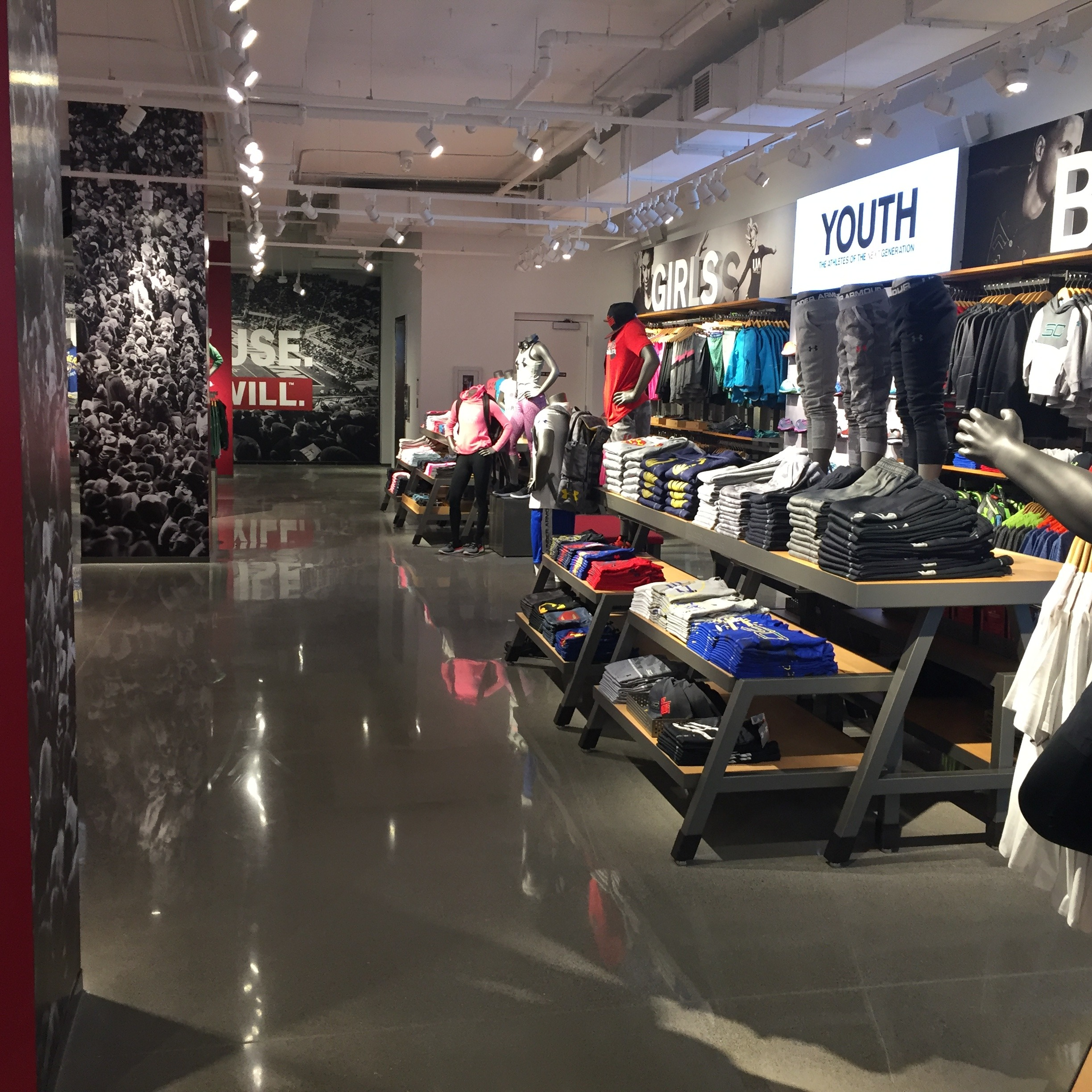 National Polishing TRU PC Job in Madison, WI at Under Armour