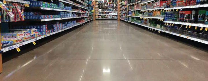 The Benefits of Polished Concrete & How to Maintain It