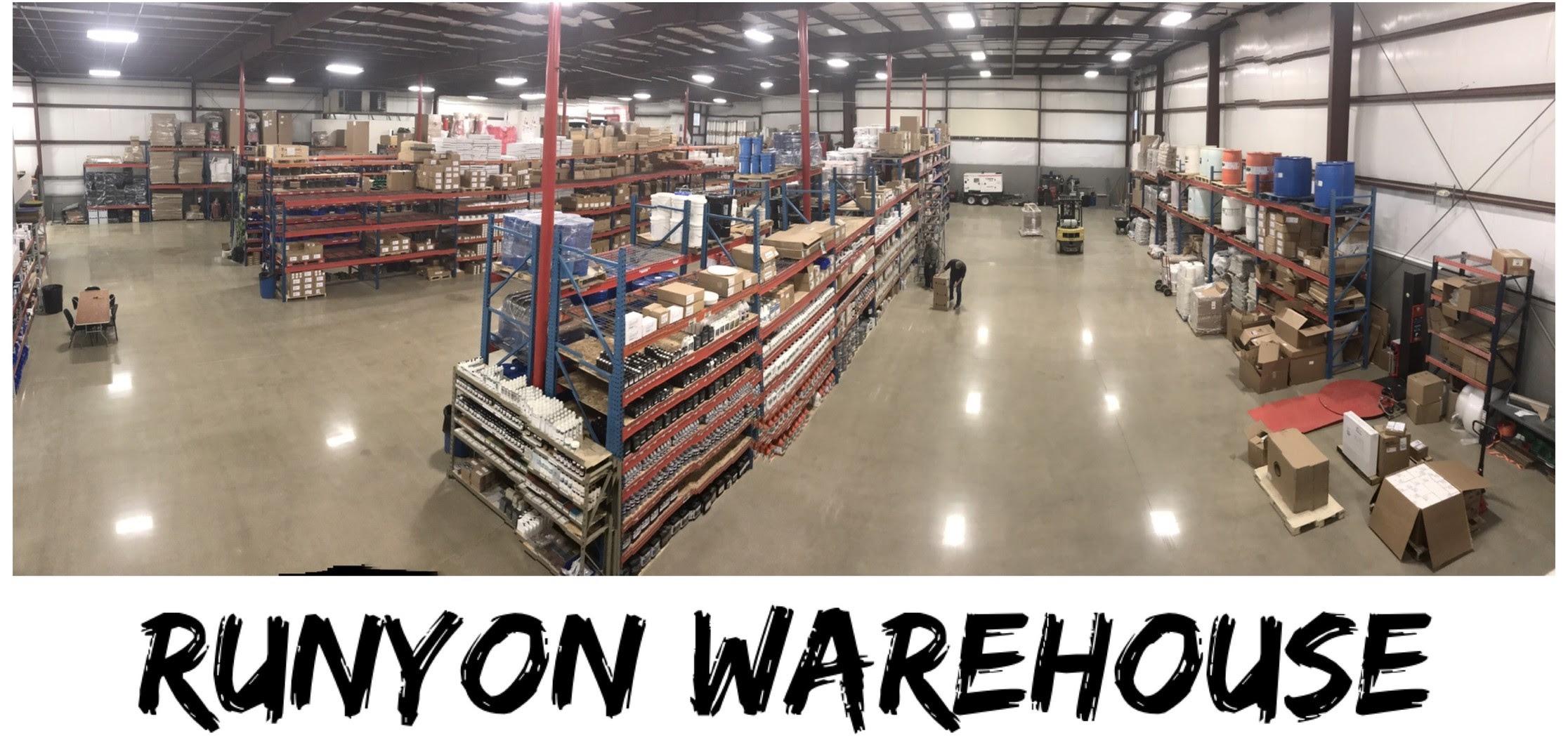 Runyon Warehouse
