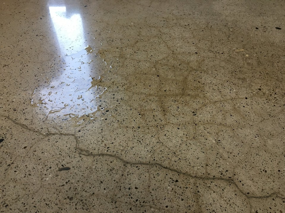 Overview of Crazing of Polished Concrete Surfaces - Runyon