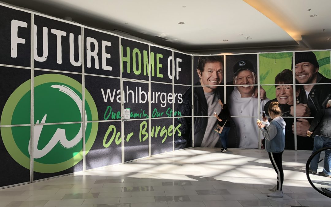Wahlburgers TRU PC Job by Custom Concrete Creations