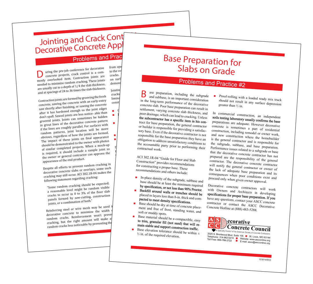 ASCC Resources & White Papers