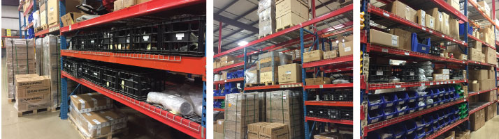 Ermator Spare Parts - in stock