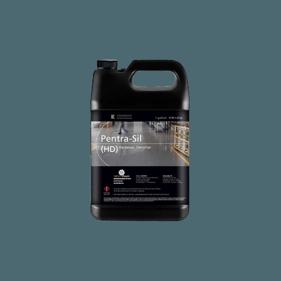 Convergent Pentra-Sil (HD) Concrete Densifier & Sealer