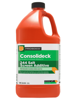 Prosoco Consolideck 244 Salt Screen Additive