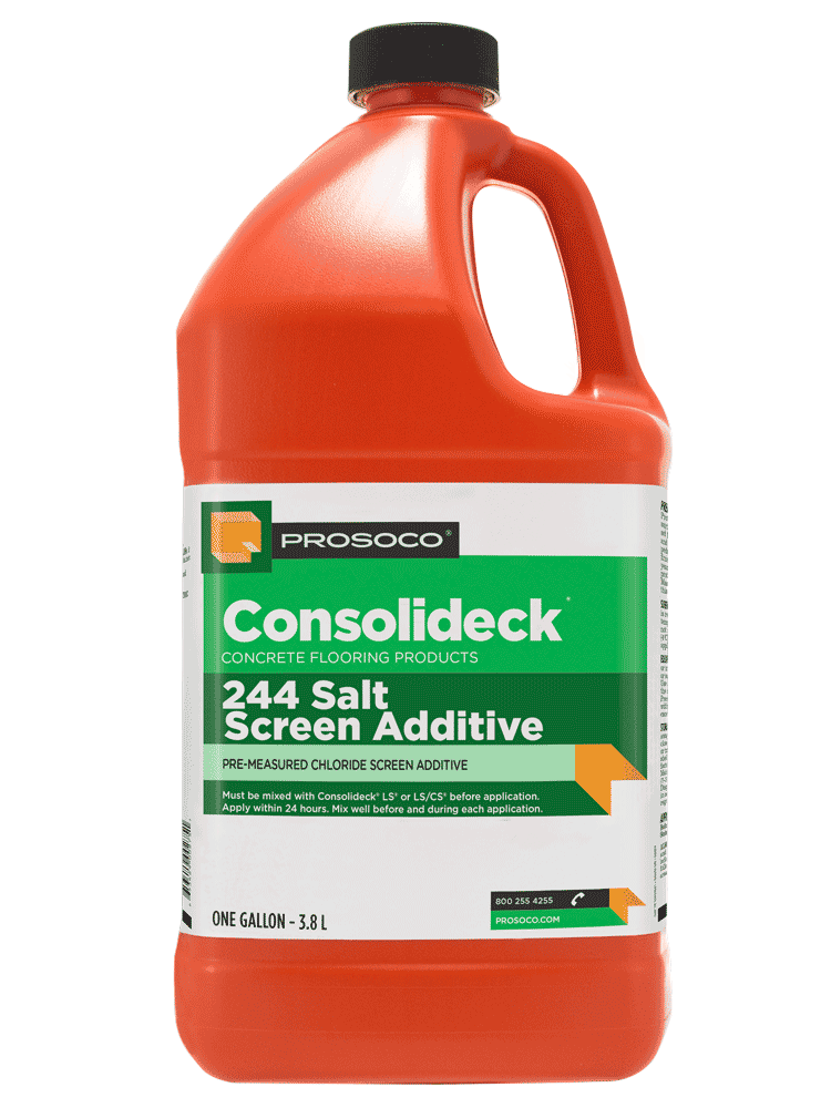 Prosoco Consolideck 244 Salt Screen Additive