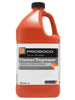 Prosoco Cleaner Degreaser