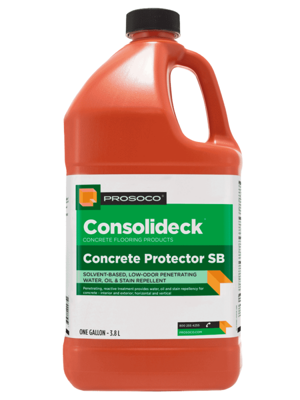 Prosoco Consolideck Concrete Protector SB