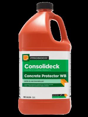 Prosoco Consolideck Concrete Protector WB