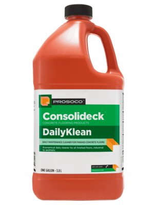Prosoco Consolideck DailyKlean