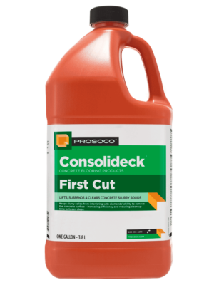 Prosoco Consolideck First Cut