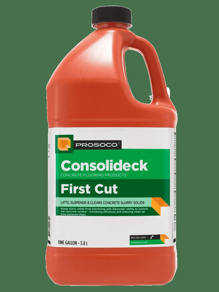 Prosoco Consolideck First Cut