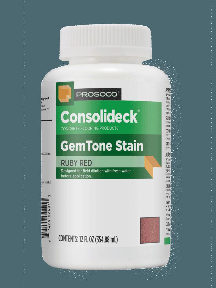 Prosoco Consolideck GemTone Stain