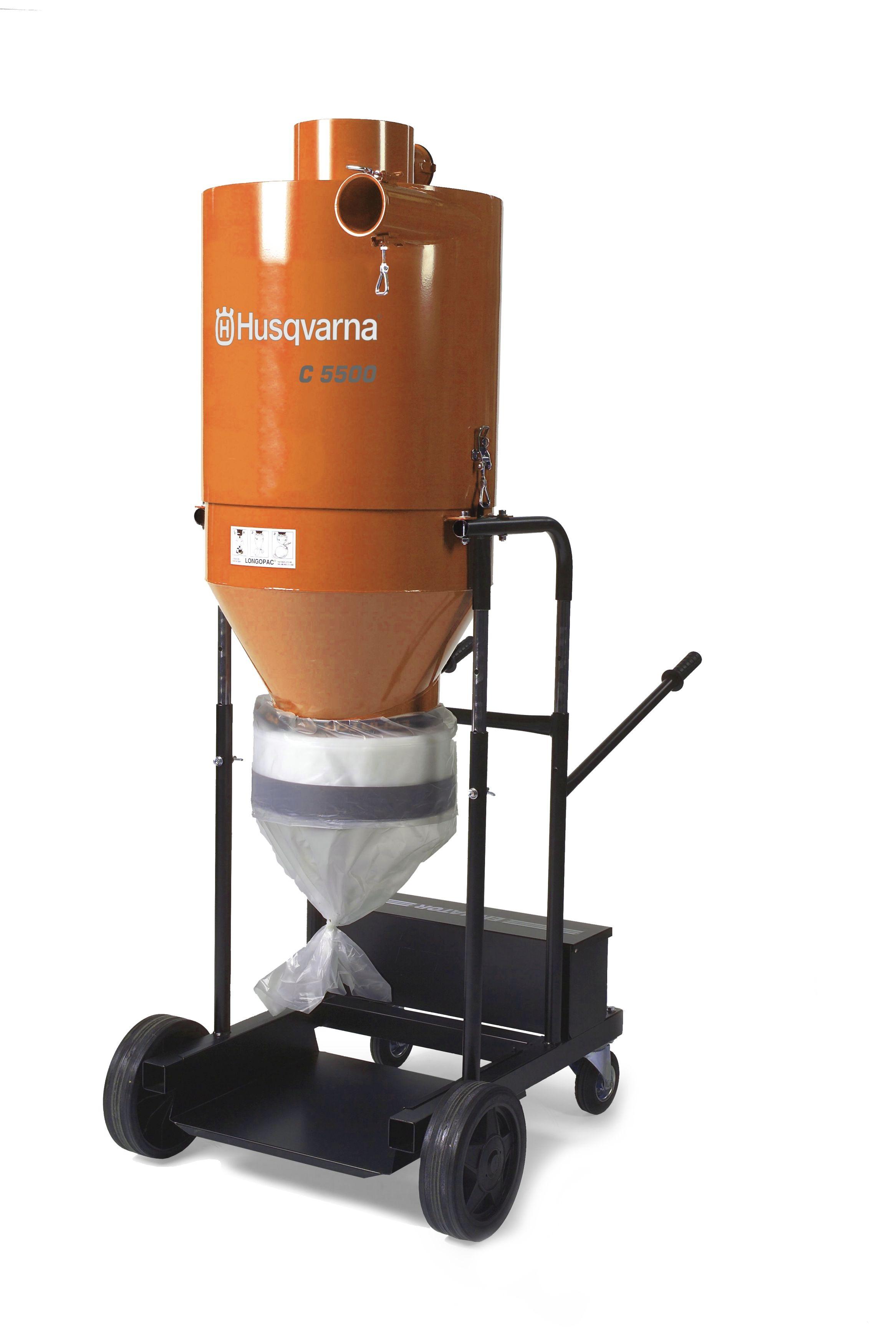 Husqvarna C 5500 Pre-Separator (T SERIES)