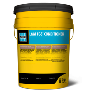 L&M FGS Concrete Conditioner