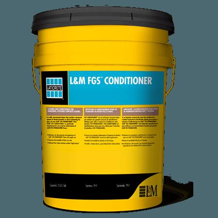 L&M FGS Concrete Conditioner