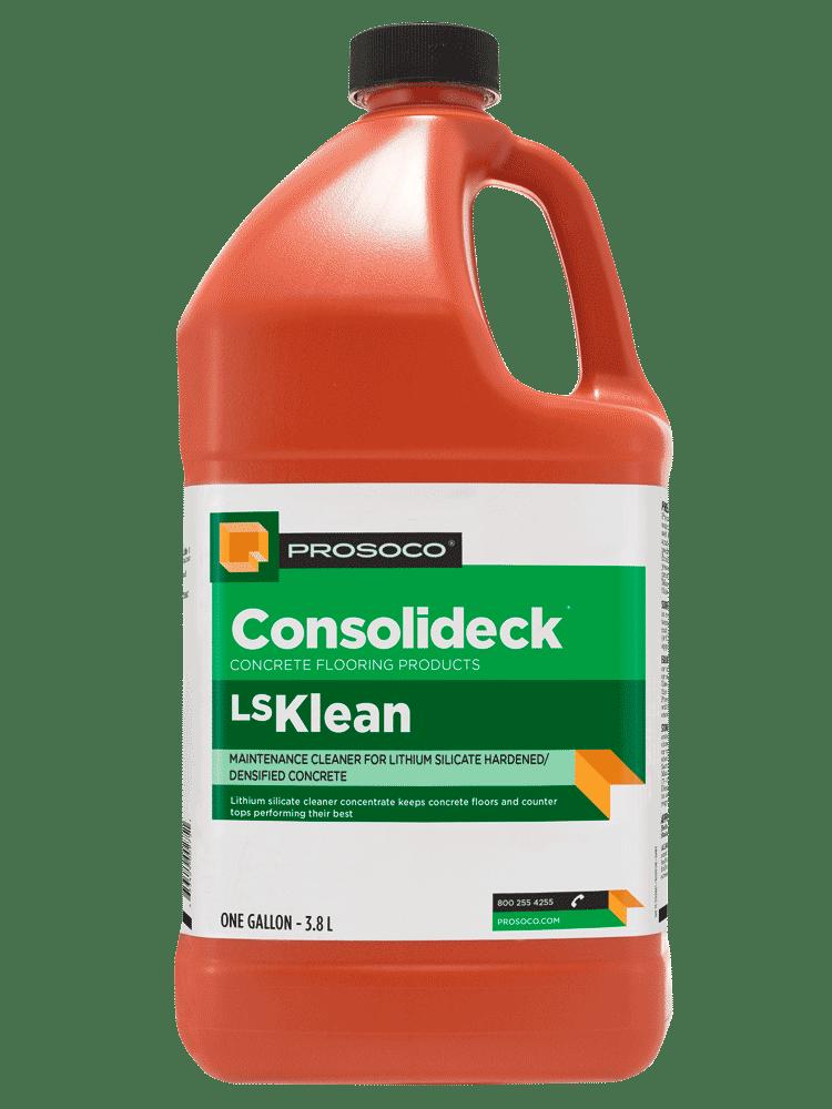 Prosoco Consolideck LS Klean