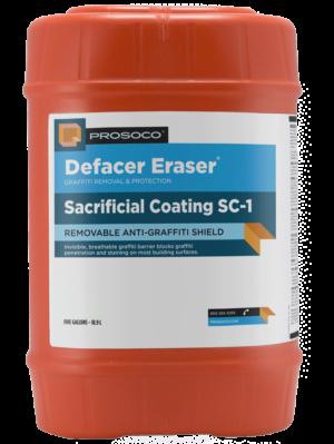 Prosoco Sacrificial Coating SC-1