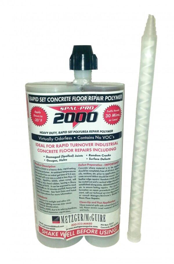 Metzger McGuire Spal-Pro 2000
