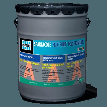 Spartacote Flex Pure for Pigments