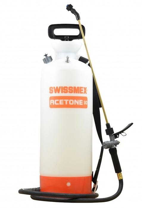 swissmex acetone sprayer