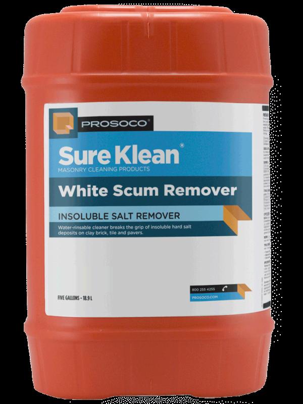 Prosoco White Scum Remover