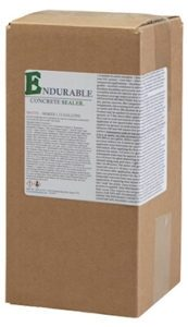 Endurable concrete sealer