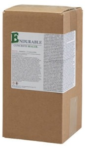 Endurable concrete sealer