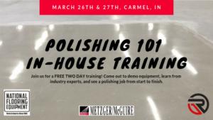 Polishing 101 - In-House Training (Carmel, IN)