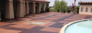 Guide to Exterior Concrete Preparation, Staining, & Sealing