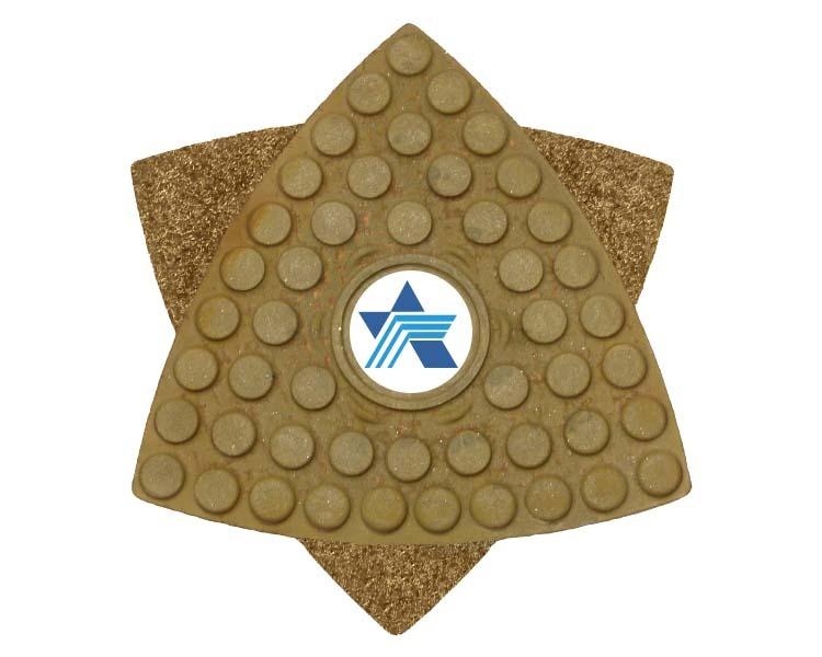 Blue Star Diamond Corner Tool