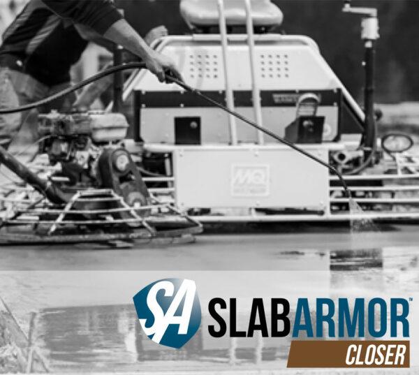 SlabArmor™ Closer Spray-on Hardener