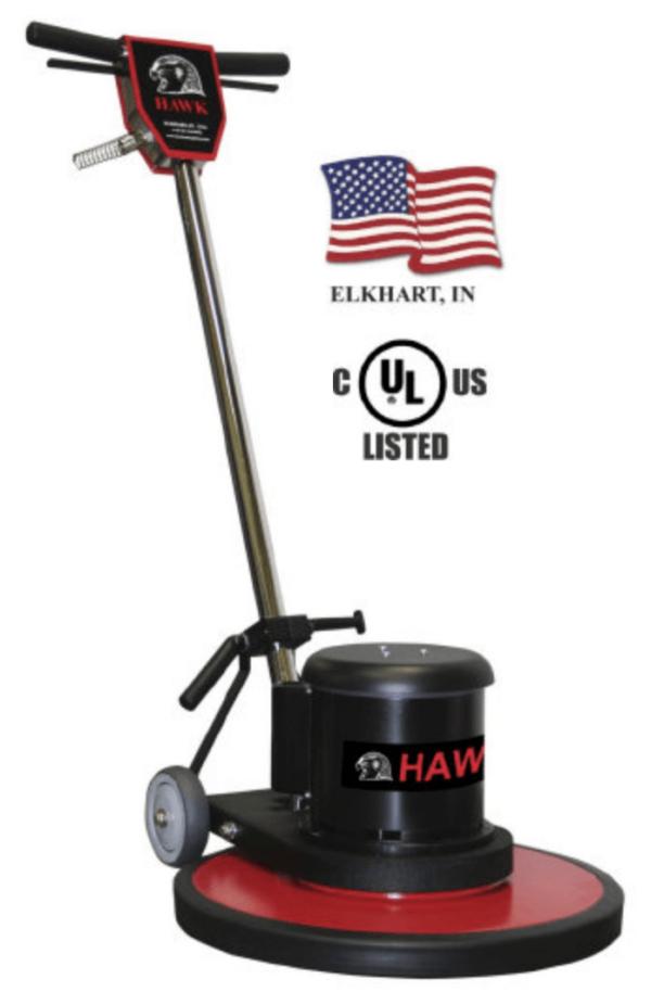 HAWK HD Floor Machine