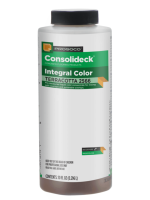 Prosoco Integral Color for Overlays