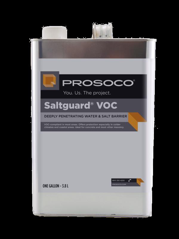 Prosoco Saltguard VOC
