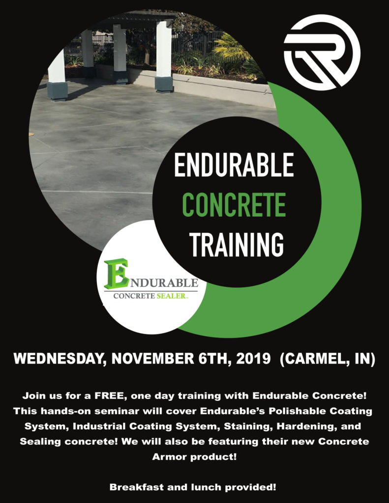 Endurable Concrete Training