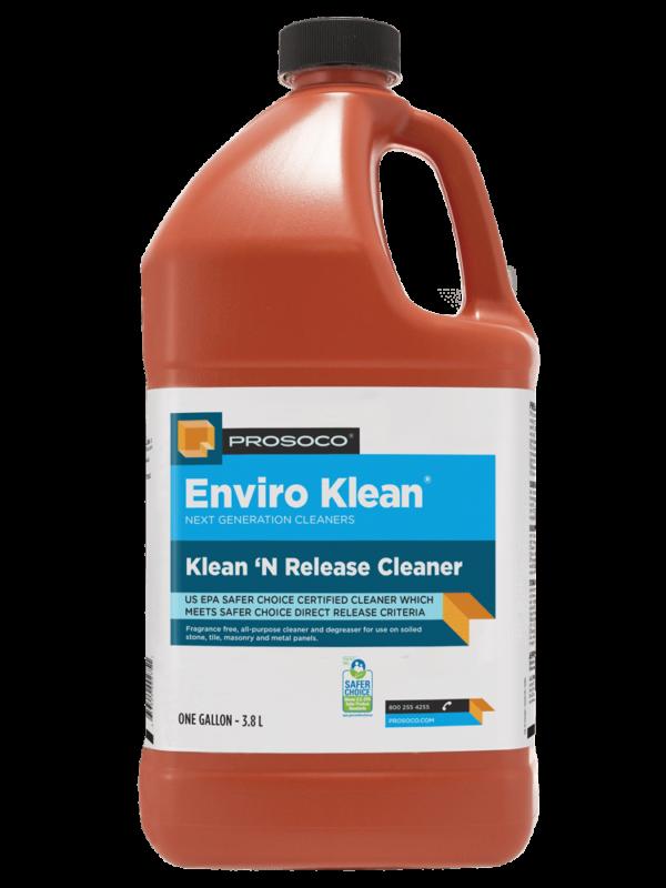 Prosoco Klean N Release Cleaner