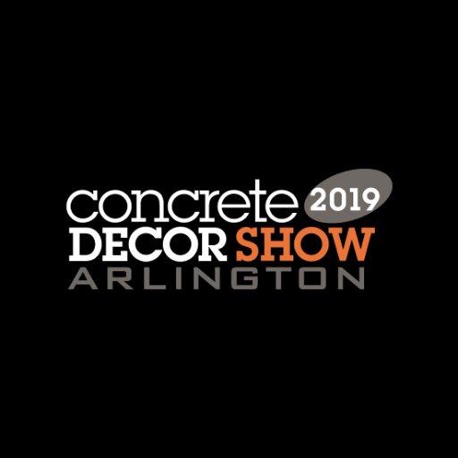 Concrete Decor 2019